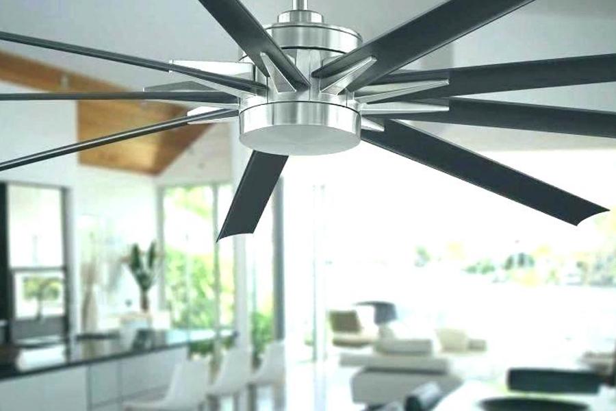 large ceiling fan